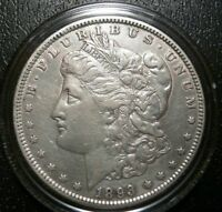 1893 MORGAN DOLLAR VAM-3