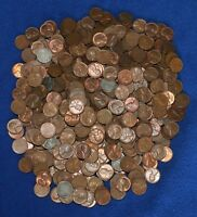 500 LINCOLN WHEAT PENNIES HIGH GRADE NO JUNK COLLECTION  250 40'S 250 50'S PDS