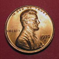 1970 S LINCOLN MEMORIAL CENT DOUBLED DIE WDDO 009   BU