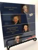 2007 PRESIDENTIAL $1 COIN UNCIRCULATED SET PHILADELPHIA SEALED FROM U.S. MINT