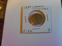 KEY DATE 1897 LIBERTY V NICKEL PLEASE SEE PICS