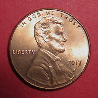 2017 P LINCOLN CENT DOUBLED DIE WDDO 001