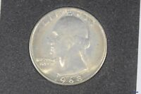 1968 25C WASHINGTON QUARTER