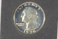 1970 S 25C  PROOF  WASHINGTON QUARTER