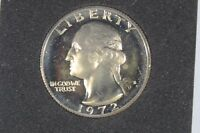 1972 S 25C DC  PROOF  WASHINGTON QUARTER