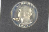 1973 S 25C DC  PROOF  WASHINGTON QUARTER