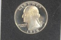 1978 S 25C DC  PROOF  WASHINGTON QUARTER
