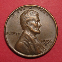 1956 D/D LINCOLN WHEAT CENT RPM 001 FS 501 CHERRYPICKERS   EARLY DIE STAGE