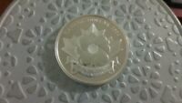 2004 CANADA SPECIAL EDITION   POPPY PROOF SILVER DOLLAR