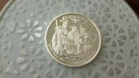2013 SEVEN YEAR WAR PROOF SILVER DOLLAR
