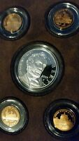 2009 US MINT LINCOLN COIN AND CHRONICLES SET WITH COA AND ALL ORIGINAL PACKAGING