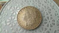 1887 O MORGAN SILVER DOLLAR