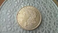 1921 P MORGAN SILVER DOLLAR UNC
