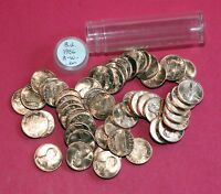1986 LINCOLN MEMORIAL CENT PENNIES   1 SUPER NICE ROLL  50 COINS    B/U
