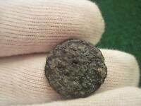 CHARLES THE 2ND TIN FARTHING COPPER PLUG COLONIAL COIN