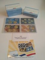 LOT OF 3 2009 UNITED STATES MINT PROOF SET OF 18 COINS BRAND NEW