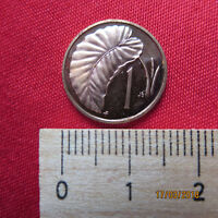 COOK ISLANDS   1 ONE CENT 1976