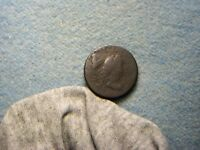 1794 LARGE CENT HEAD OF 1793 LY LISTED S19A R5 VG DETAIL 35