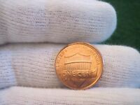 2013 LINCOLN CENT OFF CENTER OUT OF COLLAR ERROR COIN