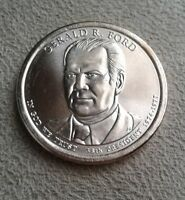2016 D GERALD R FORD PRESIDENTIAL DOLLAR COLLECTIBLE COIN