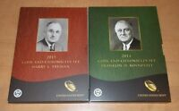 2015 TRUMAN COIN CHRONICLES LINCOLN TEDDY ROOSEVELT COMPLETE ALL 10 SETS READ