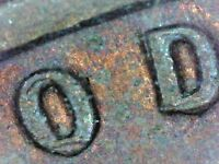 1951-D LINCOLN CENT FS-101 021.4 DOUBLED DIE OBVERSE