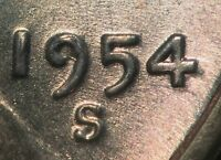 1954 S/S LINCOLN WHEAT CENT RPM 001   B/U