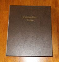 DANSCO COIN ALBUM NO. 7176   EISENHOWER DOLLARS   1971 1978D