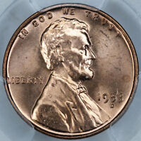 1953-D PCGS MINT STATE 66RD LINCOLN CENT