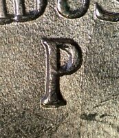 1942 P/P JEFFERSON NICKEL RPM 023   B/U