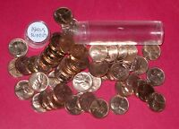 1941 S LINCOLN WHEAT CENT ROLL  50 COINS    B/U PLEASE READ