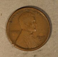 1921 S LINCOLN WHEAT CENT POROUS              FREE U.S. SHIPPING