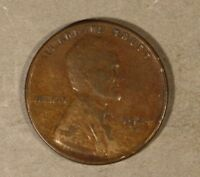 1924 D LINCOLN CENT CIRCULATED SEMI KEY COIN            FREE U.S. SHIPPING