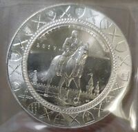51MM 2017 DANIEL CARR KOTCT KNIGHTS OF THE COIN TABLE 10TH ANNIVERSARY 2OZ AG
