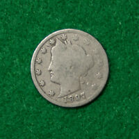 1897 LIBERTY NICKEL - VG - 5C - COMBINED SHIPPING