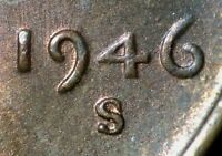 1946 S/S LINCOLN WHEAT CENT RPM 037