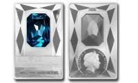 COOK 2011 $20 1ST SILVER LUXURY LINE 100G SILVER PROOF COIN