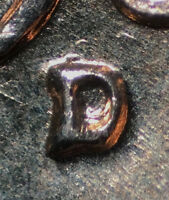 1961 D/D LINCOLN MEMORIAL CENT RPM 012