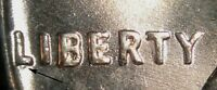 1964 LINCOLN MEMORIAL CENT DOUBLED DIE DDO 004   BAR UNDER L VARIETY
