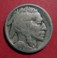 1918 BUFFALO NICKEL MINT ERROR LAMINATION PEEL
