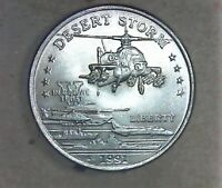 1991 OPERATION DESERT STORM   AH64 APACHE HELICOPTER