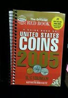 2005 RED BOOK A GUIDE BOOK OF UNITED STATES COINS PRICE GUIDE 58TH EDITION PB