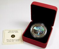 2008 $30 CANADIAN ACHIEVEMENT SERIES   IMAX   STERLING SILVE