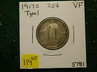 1917   S    T1    STANDING LIBERTY