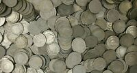 ROLLS OF 40 LIBERTY NICKELS 1800S -1900S ALL WELL OVER 100 YEARS OLD MOSTLY G-VG