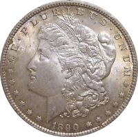 1890 MORGAN DOLLAR--LUSTROUS ORIGINAL UNC