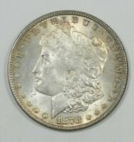 1878 7-TAIL FEATHER MORGAN SILVER DOLLAR  BRILLIANT UNCIRCULATED