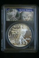 2013-W $1 SILVER EAGLE PCGS MS70 ENHANCED MINT STATE FIRST STRIKE