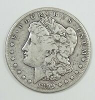 1899-S MORGAN DOLLAR FINE SILVER $