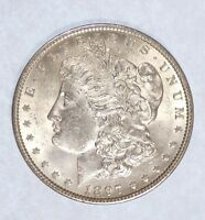 1897 MORGAN DOLLAR  ALMOST UNC SILVER DOLLAR